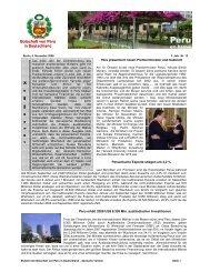 Bulletin 3.Jahr / Nr.12 - Botschaft der Republik Peru