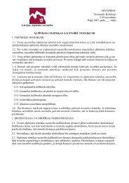 Alpīnisma tehnikas sacensību noteikumi - Latvijas Alpīnistu savienība