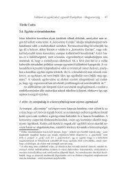Török Csaba 2.4. Egyház a társadalomban Jelen ... - typotex.hu