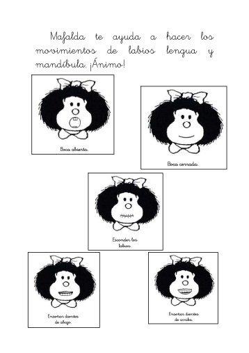 Praxias de Mafalda