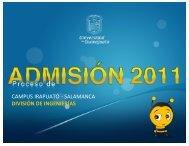 campus irapuato - salamanca división de ingenierías - Dirección de ...