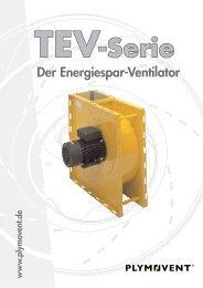 Der Energiespar-Ventilator
