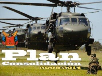 Plan Consolidación - Comando General de las Fuerzas Militares
