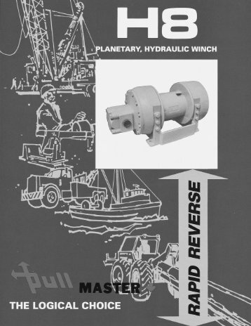 Model H8 Sales Sheet