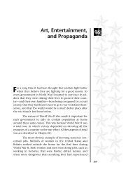 Art, Entertainment, and Propaganda 16
