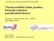 Download (pdf, 1,8 MB) - Stiftung Partner für Schule NRW