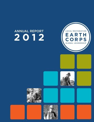 ANNUAL REPORT - EarthCorps