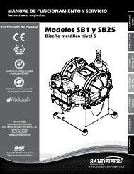 Modelos SB1 y SB25