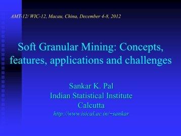 Soft Granular Mining