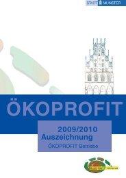 ökoprofit - Stadt Münster