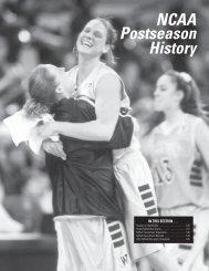 Postseaon - University of Washington
