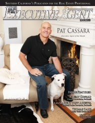 Pat Cassara - Executive Agent Magazine