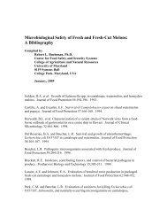 Melon Bibliography Master January 2009.pdf - University of Maryland