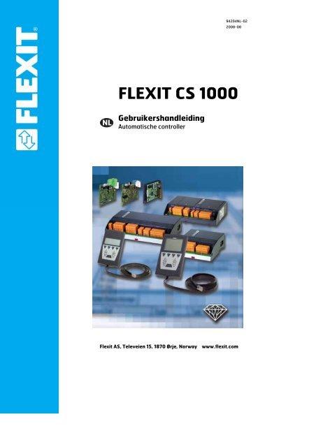 Handbuch A4 - Flexit