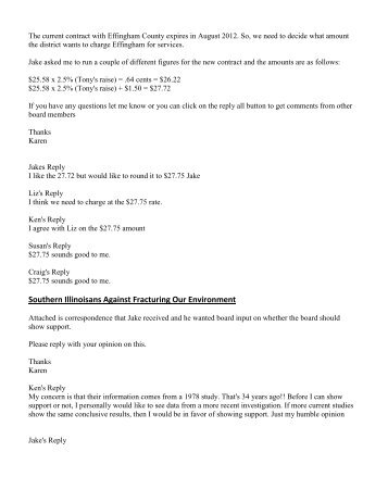 June 28, 2012 Meeting Minutes - Fayette County SWCD