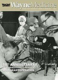 WS-3005 Wayne Med 2002 - School of Medicine - Wayne State ...