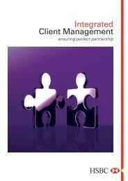 Integrated Client Management - HSBC Africa