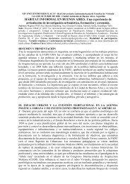 Ponencia - CAF Desarrollo Urbano