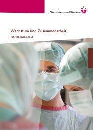 Informationen - Niels-Stensen-Kliniken