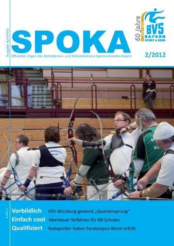 2/2012 - Behinderten- und Versehrten-Sportverband Bayern e.V.