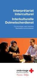 Interprétariat Interculturel Interkulturelle Dolmetscherdienst