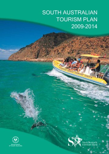 south australian tourism plan 2009–2014 - Town of Gawler - SA.Gov ...