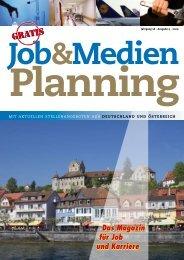 Jahrgang 18 - Ausgabe 9 - Jobs und Stellenangebote aus ...
