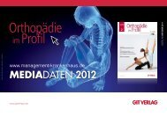 MEDIADATEN 2012 - GIT Verlag