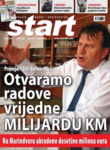 naslovna niskic.indd - Magazin Start