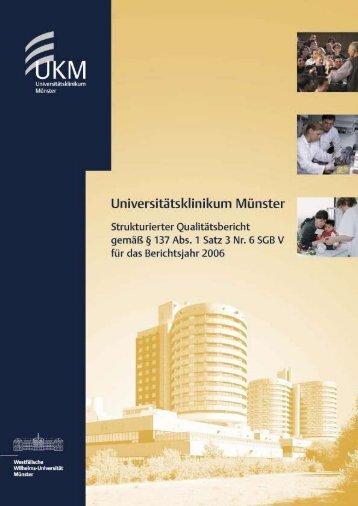 strukturierter Qualitätsbericht 2006