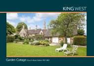 Garden Cottage Church Road, Ketton PE9 3RD