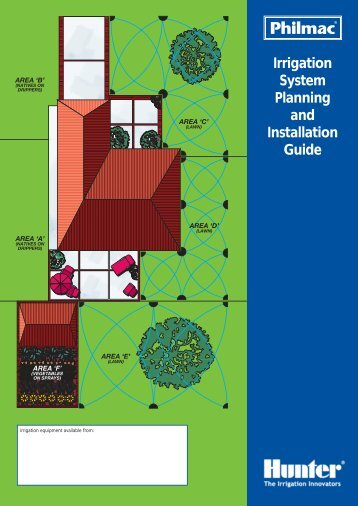 Irrigation System Planning and Installation Guide - Philmac