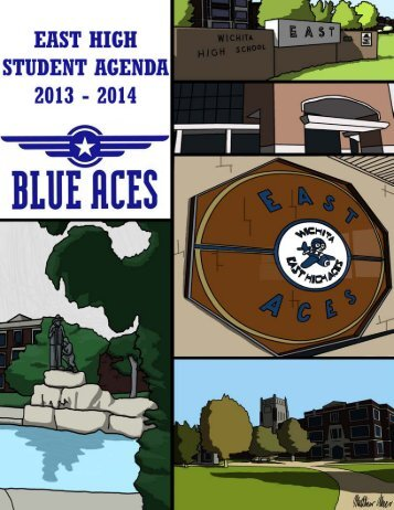 Student Agenda 13-14 - East High School - Wichita Public Schools