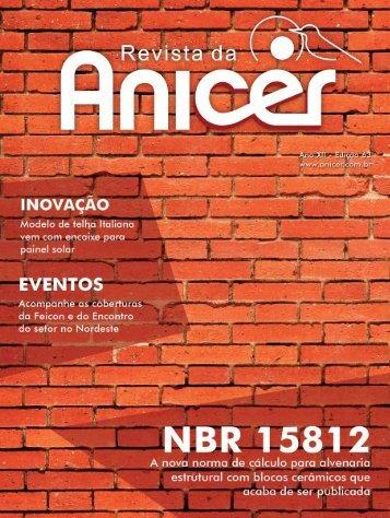 Faça o download do pdf da Revista aqui - Anicer