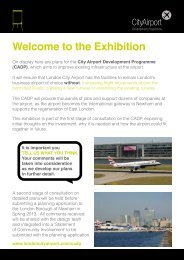 CADP - London City Airport Consultative Committee