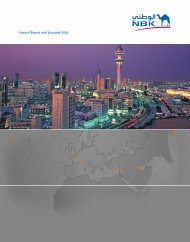 Annual Report and Accounts 2004 - National Bank of Kuwait