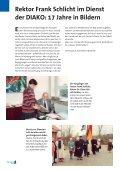 Rektor Frank Schlicht im Dienst der DIAKO - DIAKO Flensburg - Seite 4