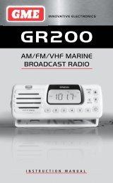 GR200 - GME