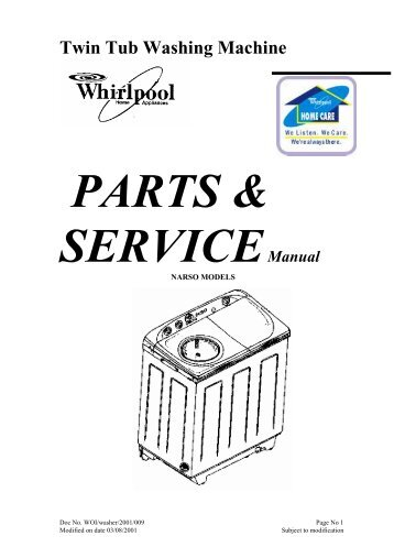 30 free Magazines from SERVICEMATTERS.WHIRLPOOLCORP.COM
