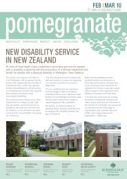 new disability service in new zealand - St John of God Health Care