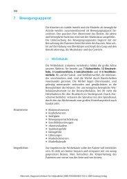 7 Bewegungsapparat - Buchhandel.de