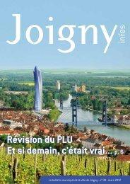 N° 38 - mars 2012 - Joigny