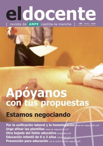consejos - Anpe Albacete Sindicato Independiente