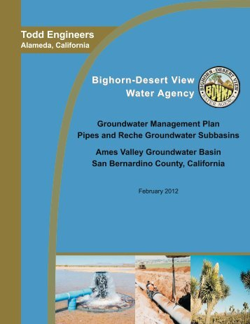 BDVWA Final Ground Water Management Plan 1 Feb2012.pdf