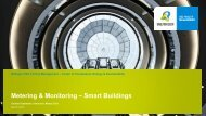Metering & Monitoring – Smart Buildings - Bilfinger