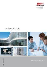 Climatronic Automation System - Viva Sunscreens