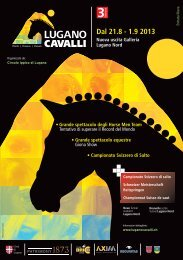 Chevaux   Chavals - Lugano Turismo