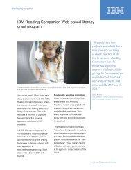 Reading Companion Flyer