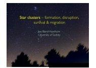 Cluster Disruption