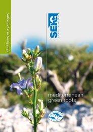 mediterranean green roofs - Harpo S.p.A.